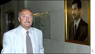 Galloway and Saddam