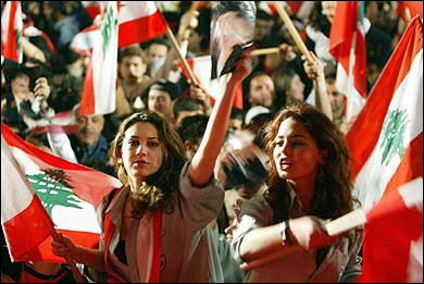 Syria out of Lebanon